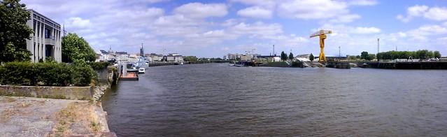 Nantes- la Loire