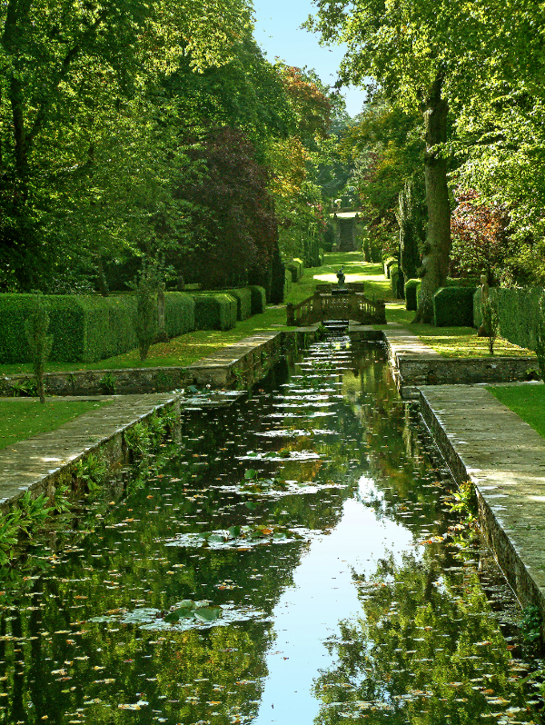 13 beautiful garden creations for Garden design 18th century