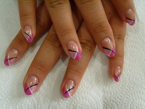 Nail Art Designs May 2007