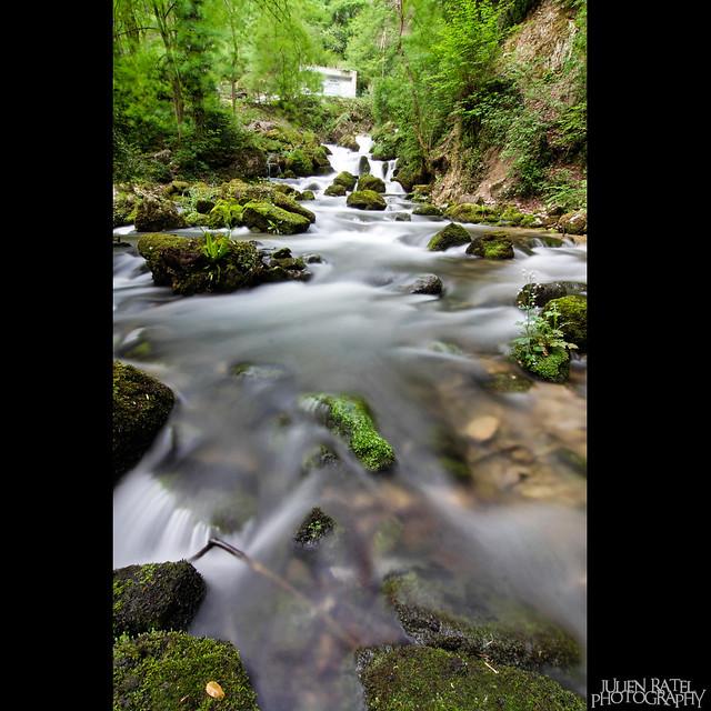 ~~ Sassenage waterfalls # 3 ~~
