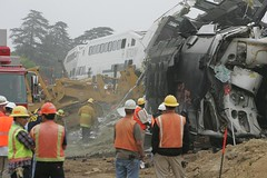 Metrolink Train Crash - Chatsworth, CA