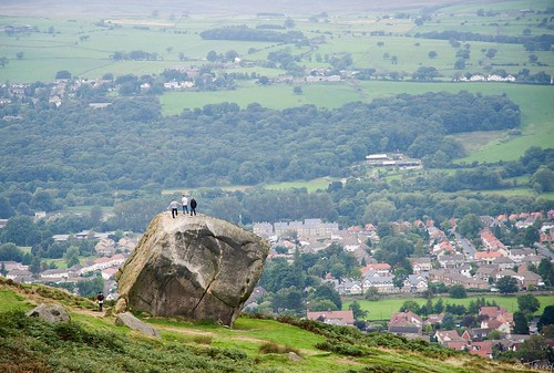 Calf Rock, West Yorkshire
