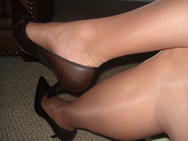 Pantyhose close ups pictures