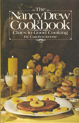 Nancy Drew Cookbook Cover