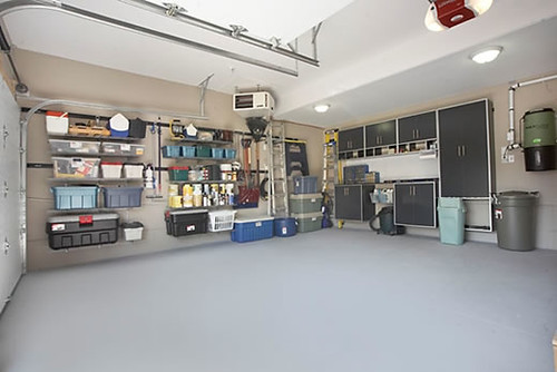 Garage Makeovers Amazing Of Home Garage Makeover Image