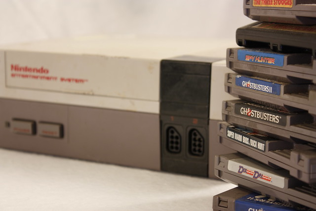 Day 295/366 - NES Luvin
