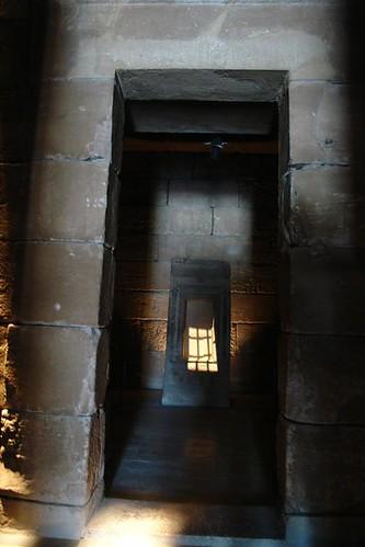 Interior del templo de Debod Templo de Debod de Madrid, vínculo eterno con Egipto - 2981082691 9121e83606 - Templo de Debod de Madrid, vínculo eterno con Egipto