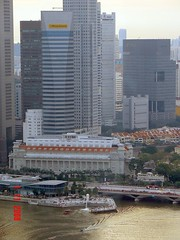 Merlion and the Fullerton