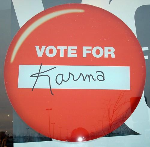 Vote For karma