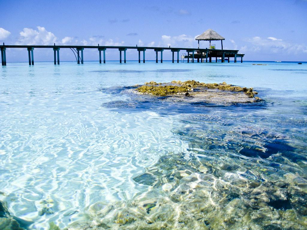 Fakarava полинезия