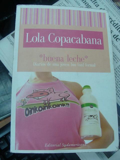 lola copacabana: