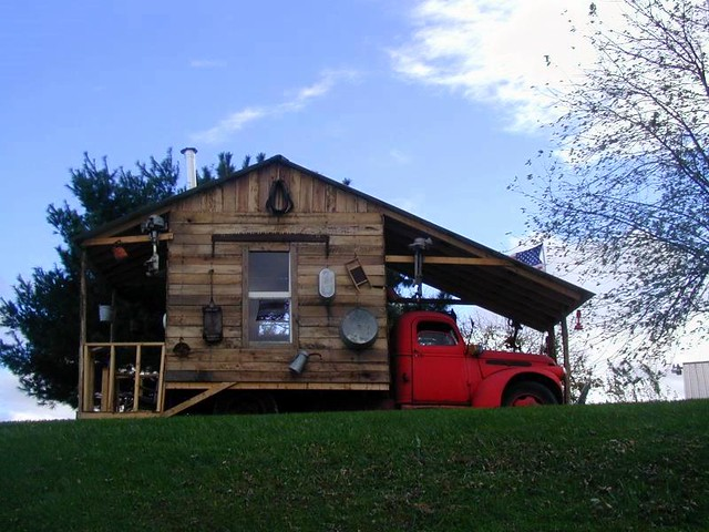 Mobile Home On Wheels Flickr Photo Sharing