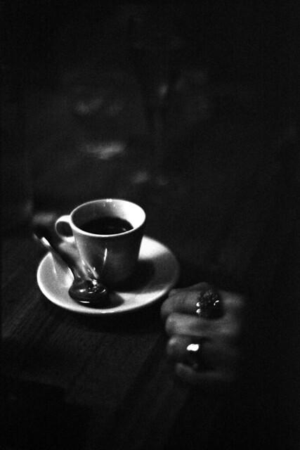 black coffee, Canon EOS 3