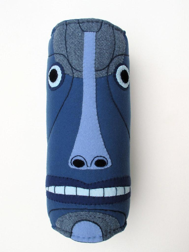blue tiki