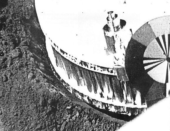 surveyor spacecraft drawings - photo #26