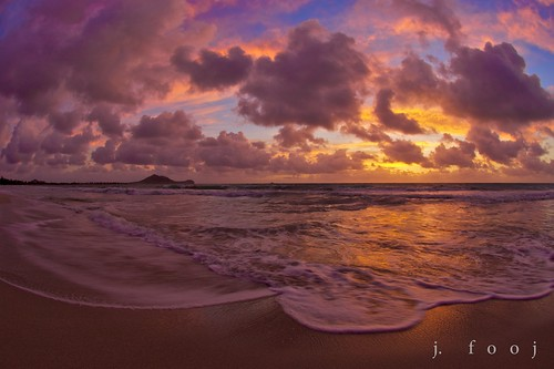 sunrise hawaii nikon d70 oahu fisheye f28 105mm kailuabeach kalamabeach kalamas