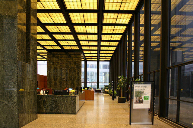 TD Centre - Banking Hall
