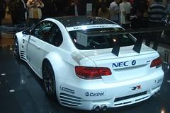 executive car(0.0), race track(0.0), convertible(0.0), automobile(1.0), automotive exterior(1.0), wheel(1.0), vehicle(1.0), automotive design(1.0), sports sedan(1.0), auto show(1.0), bmw m3(1.0), bumper(1.0), sedan(1.0), personal luxury car(1.0), land vehicle(1.0), luxury vehicle(1.0), coupã©(1.0), supercar(1.0), sports car(1.0),