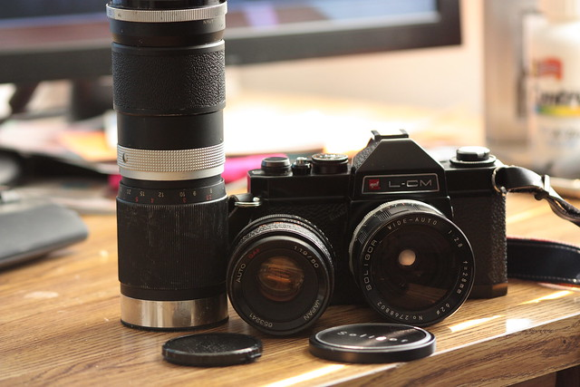 My Vintage Camera