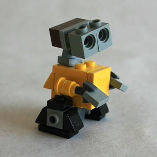 Wall•E Medium Side View