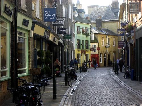 Not Diagon Alley - Cambridge, England October 2006_270