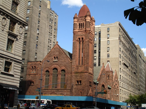 West Park Presbyterian Church, Manhattan, West 86th Street