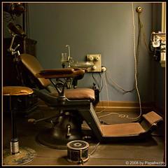 Dental practice anno 1920