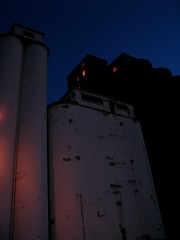 Alton Illinois Grain Elevator