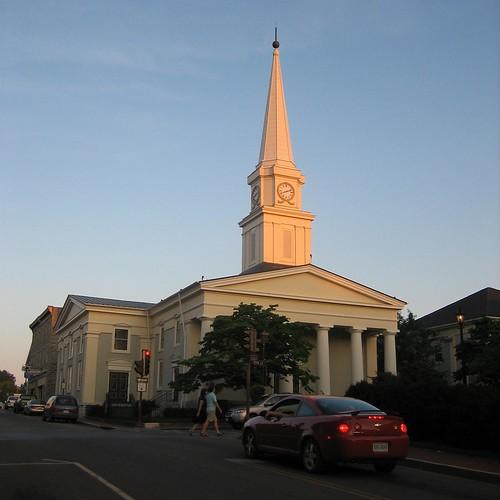 travel sunset church canon square virginia lexington va shenandoah shenandoahvalley canonsd450 sd450