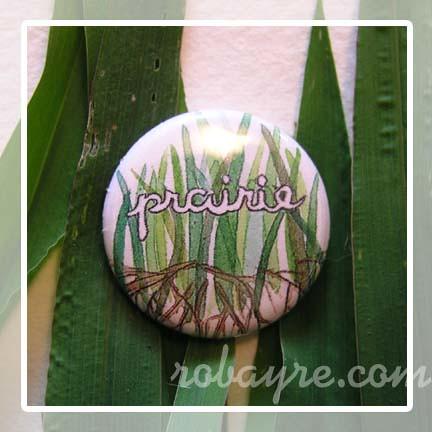 prairie buttons
