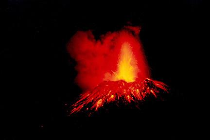 Volcan Popocatepetl y sus Caprichos