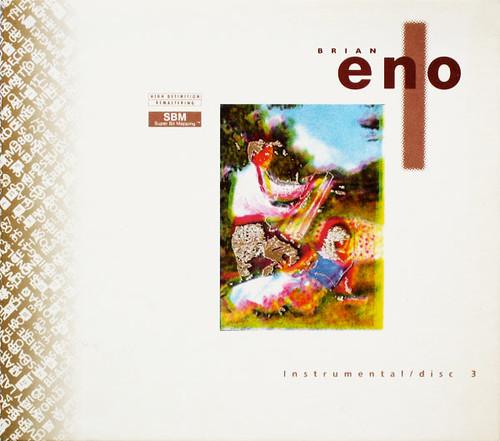 (Ambient, Electronic) Brian Eno - Eno Box I: Instrumental(3xCD) - 1994, FLAC (tracks+.cue), lossless
