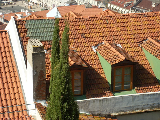 Faux Terra Cotta Roof Tiles Flickr Photo Sharing
