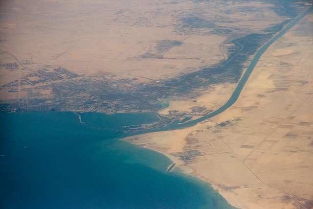The Suez Canal - A Photo On Flickriver-9121