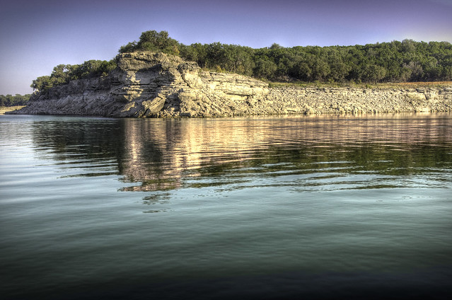 Narrows 2 12 13 for Lake travis fishing report
