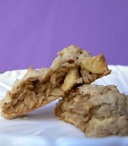 Apple Cinnamon Oatmeal Cookies | Flickr - Photo Sharing!