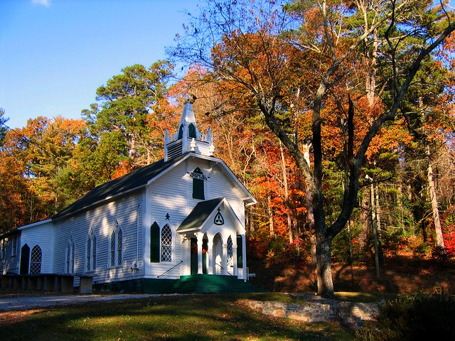 For Sunday - a Church in North Georgia