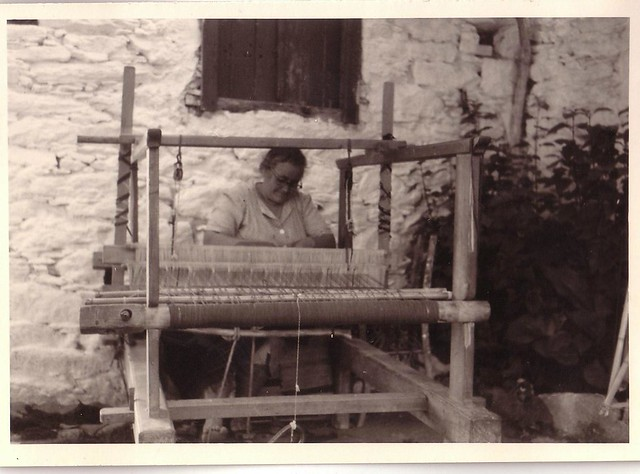 andros weaving l961