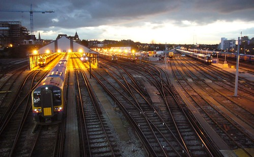 Clapham Junction Evening