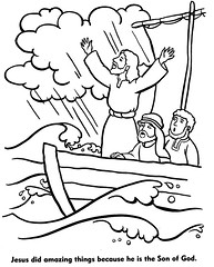 jesus miracles coloring pages | Catholic Faith Education: New Testament Coloring pages