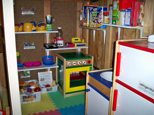 Kitchen Dramatic Play And Practical Life Area Flickr