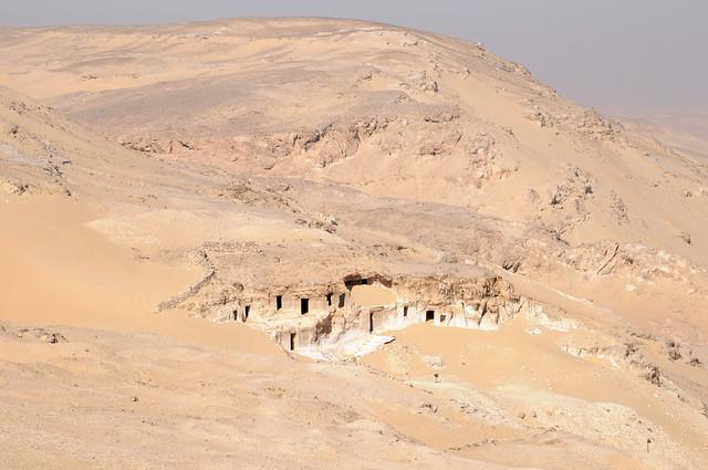 Tombs at Meir.