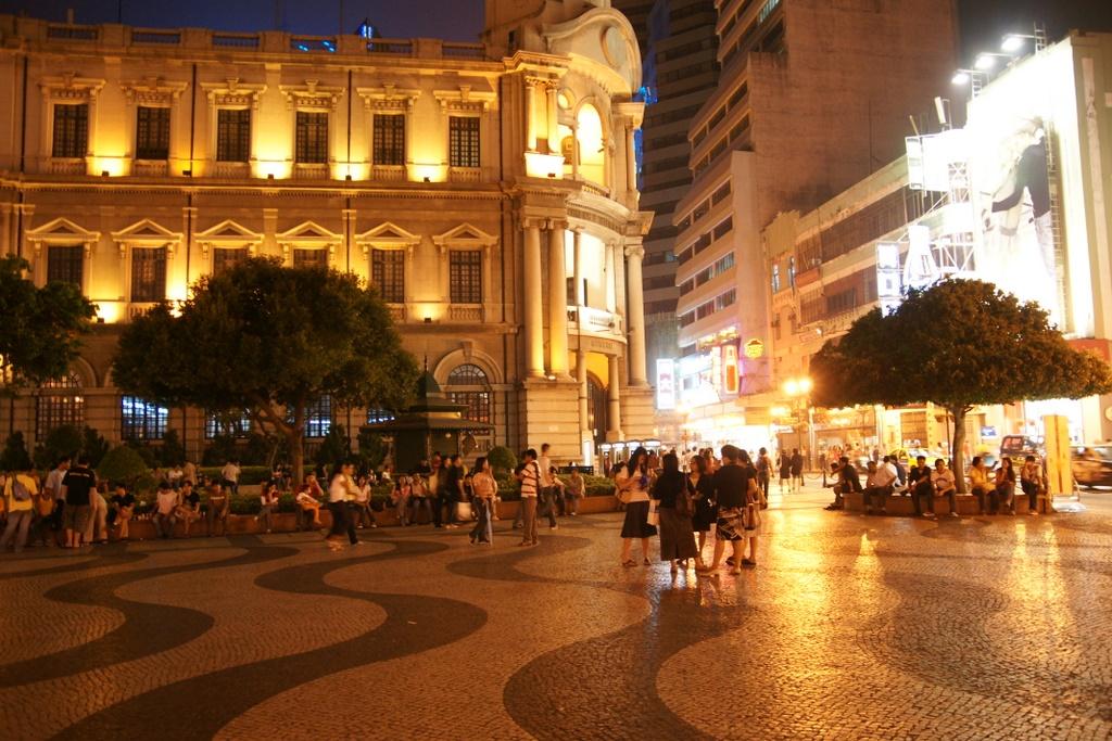 Photo:Largo do Senado By:lenz_plus