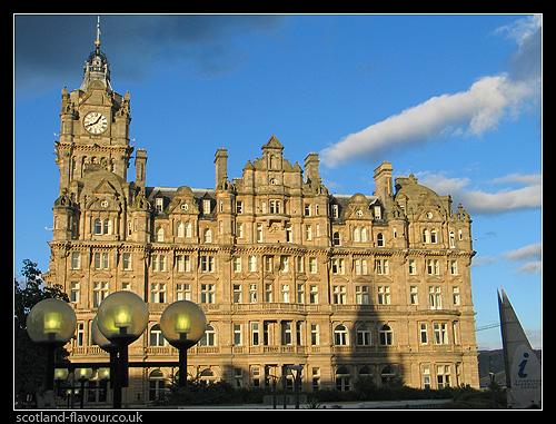 hotels edinburgh: