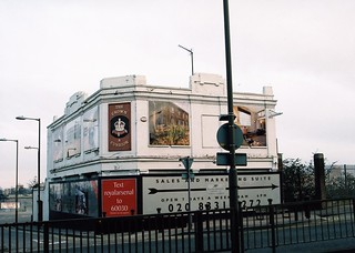 The Crown and Cushion, Woolwich, SE18.