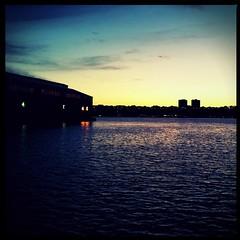 Sundown Over Jersey