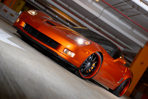 Corvette Z06 on 360 Forged Spec Multi