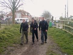 A Leader team at East Ilsley