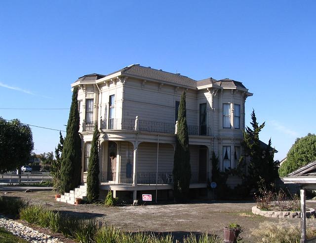 Tilden-Laine House, Elizabeth Street, Alviso California.