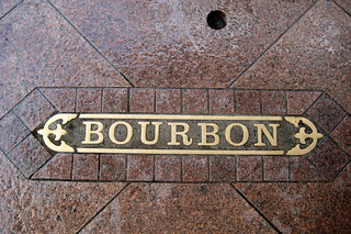 New Orleans – French Quarter: Bourbon Street